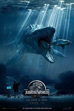 Jurassic World - 2015 Türkçe Dublaj BDRip indir