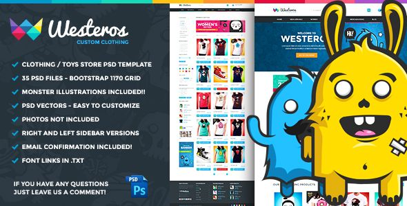 The Bebop Anime and Comic Convention PSD Template - 22