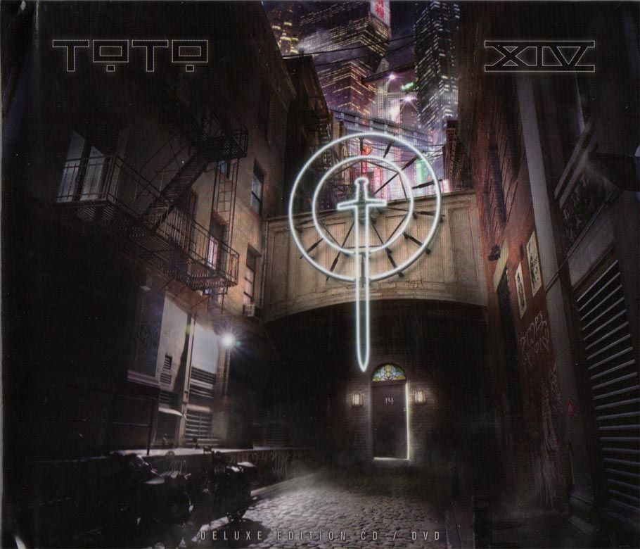 Toto - Toto XIV (Delux Edition CD/DVD) (2015) CD Flac - DVD5 Copia 1:1 ENG
