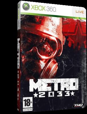 [XBOX360] Metro 2033 (2010) - FULL ITA