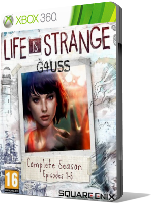 [XBOX360] Life Is Strange - Complete Season (JTA/RGH)(2015) - SUB ITA