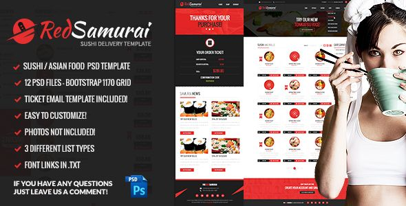 The Bebop Anime and Comic Convention PSD Template - 23