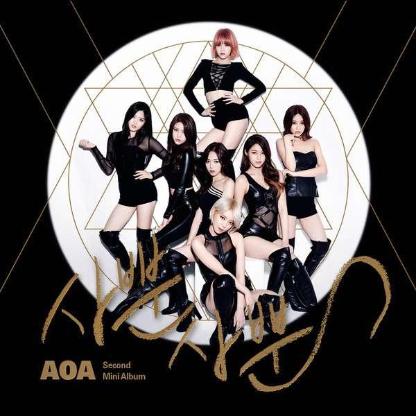 Download Mini Album Aoa Like A Cat Mp3 Itunes Plus