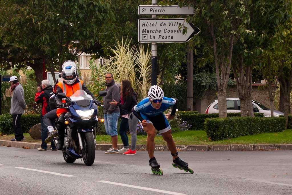 Roller à Brétigny JCDrDZ