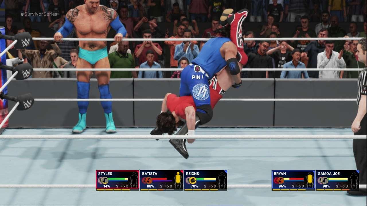 WWE Dreams 2K19 - Page 4 - WWE 2k19 - BrendenPlayz
