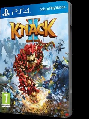 [PS4] Knack 2 (2017) - FULL ITA