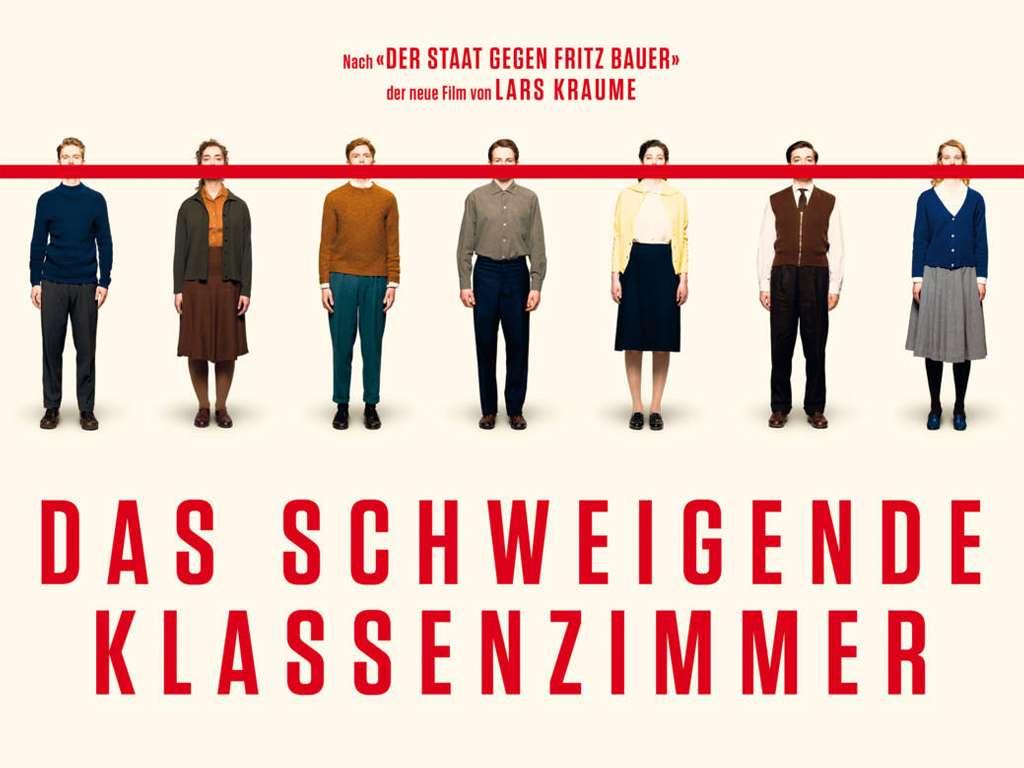 Η σιωπηλή επανάσταση (Das schweigende Klassenzimmer) Poster Πόστερ Wallpaper