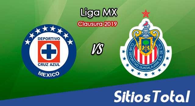 Ver Cruz Azul vs Chivas en Vivo – Clausura 2019 de la Liga MX
