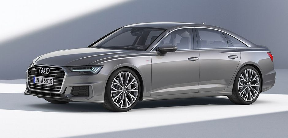 2021 Audi A6 Exterior Styling
