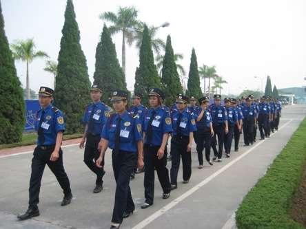 Công ty bảo vệ chuyên nghiệp tại Bắc Giang tốt nhất