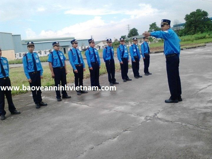 Cung cấp bảo vệ chuyên nghiệp tại Bắc Giang - Bắc Ninh