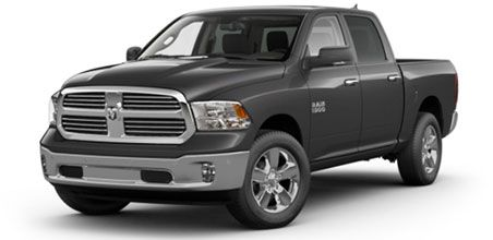 2017 Ram 1500 Big Horn Crew Cab Discount Deal in Sandusky OH