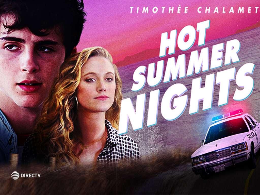 Καλοκαιρινές νύχτες (Hot Summer Nights) Poster Πόστερ Wallpaper
