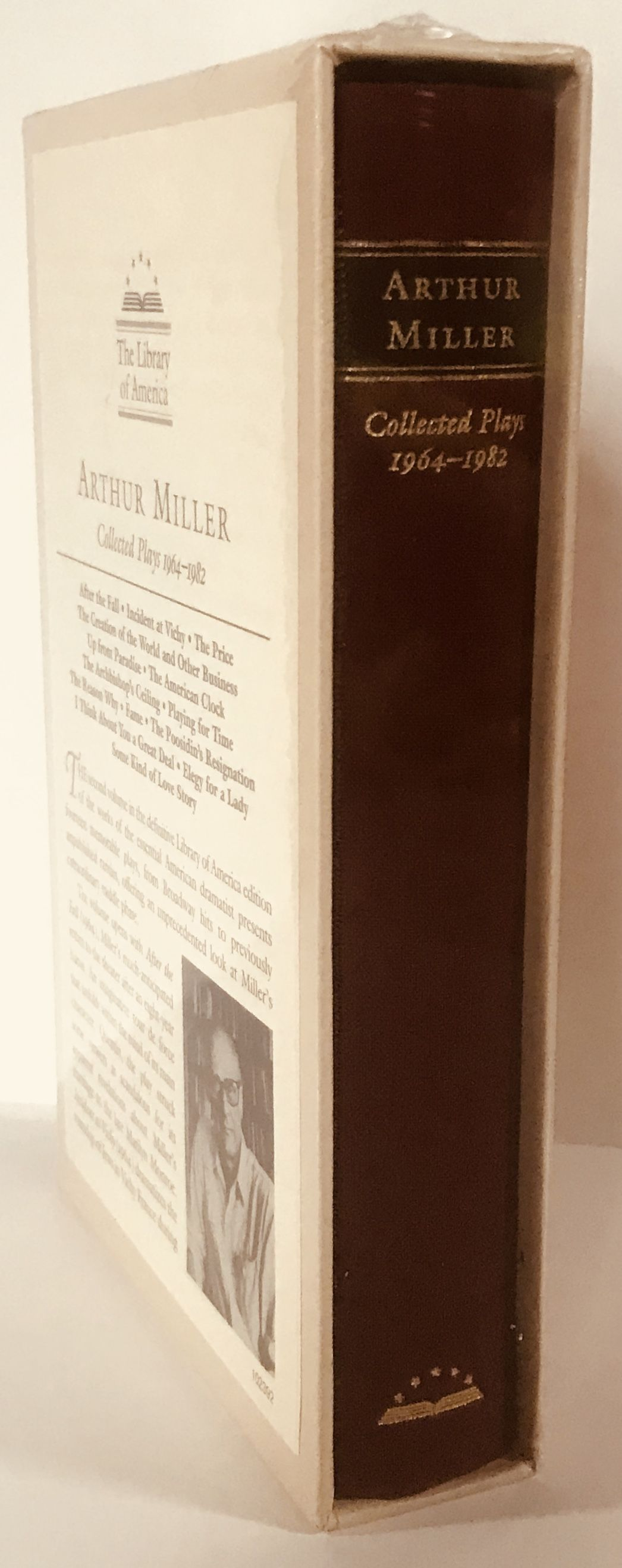 Arthur Miller: Collected Plays 1964-1982 (LOA #223) (Library of America Arthur Miller Edition), Arthur Miller