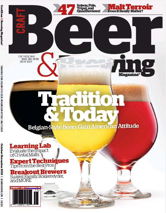 Craft Beer and Brewing Magazine