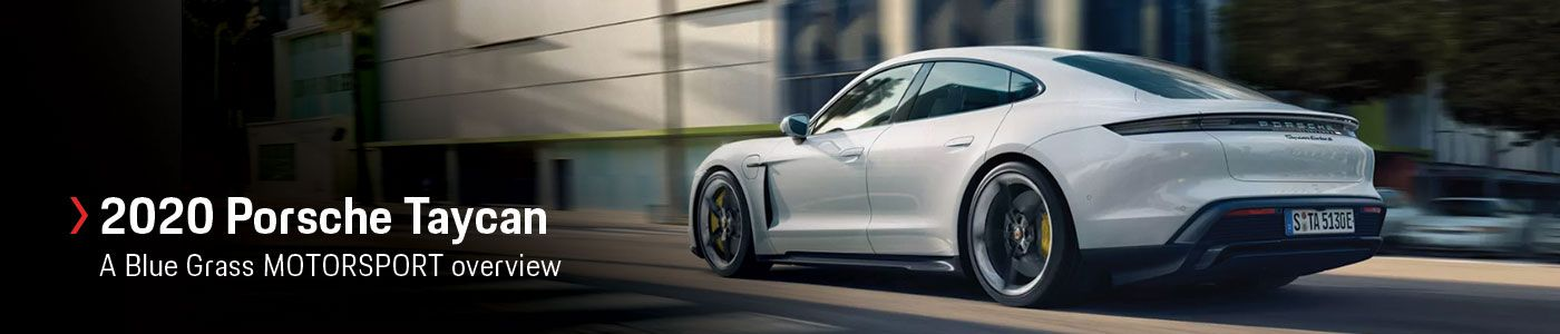 2020 Porsche Taycan Review with Prices, Photos, & Specs at Blue Grass MOTORSPORT
