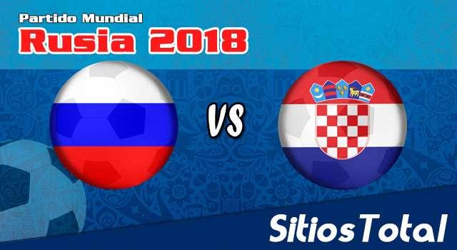 Ver Rusia vs Croacia en Vivo – Mundial Rusia 2018