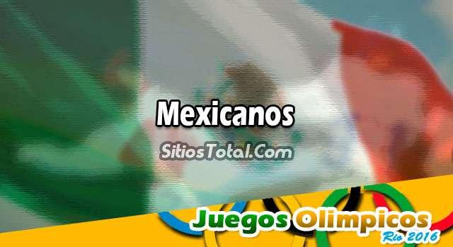María Guadalupe González, Alejandra Ortega y María Guadalupe Sanchez en Atletismo 20 km Marcha Femenino Final en Vivo – Juegos Olímpicos Río 2016 – Viernes 19 de Agosto del 2016