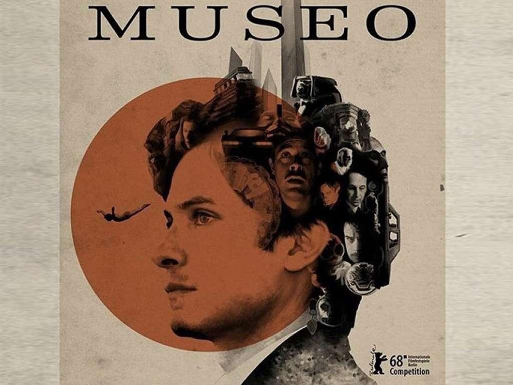 Ληστεία στο Μουσείο (Museo) Quad Poster Πόστερ