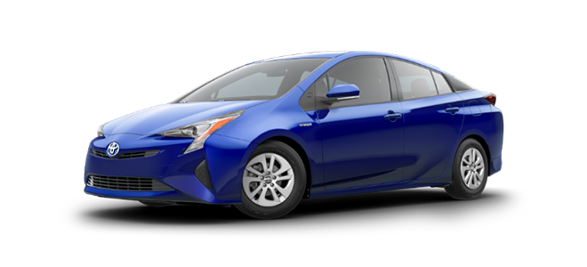 Toyota Prius at Beechmont Toyota