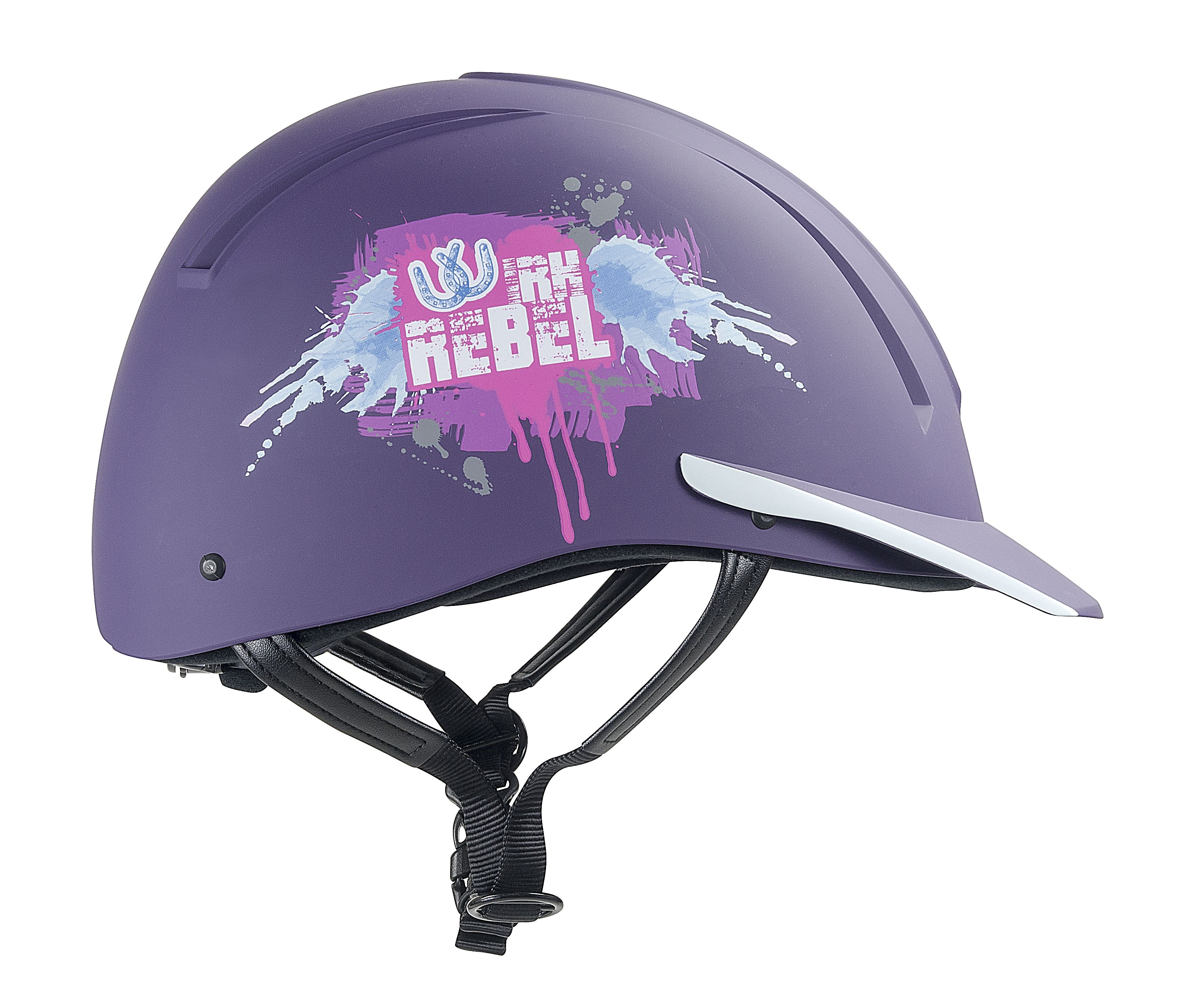 IRH Equi-Pro Rebel Matte Western Riding Helmet With Cool-On Removable Cool-On With Lining 53c27b