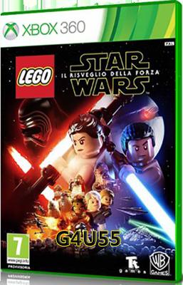 [XBOX360] LEGO STAR WARS: The Force Awakens (2016) - FULL ITA