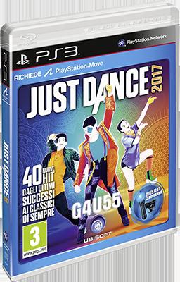 [PS3] Just Dance 2017 (2016) - SUB ITA