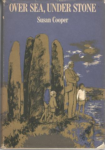 Over Sea, Under Stone (Later Printing FG) HC, Susan Cooper