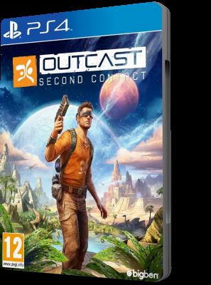 [PS4] Outcast - Second Contact (2017) - SUB ITA
