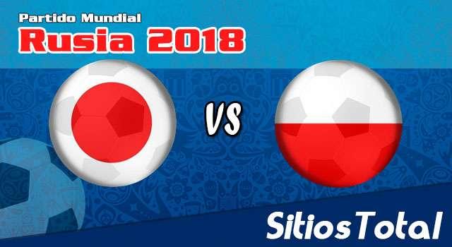 Ver Japón vs Polonia en Vivo – Mundial Rusia 2018