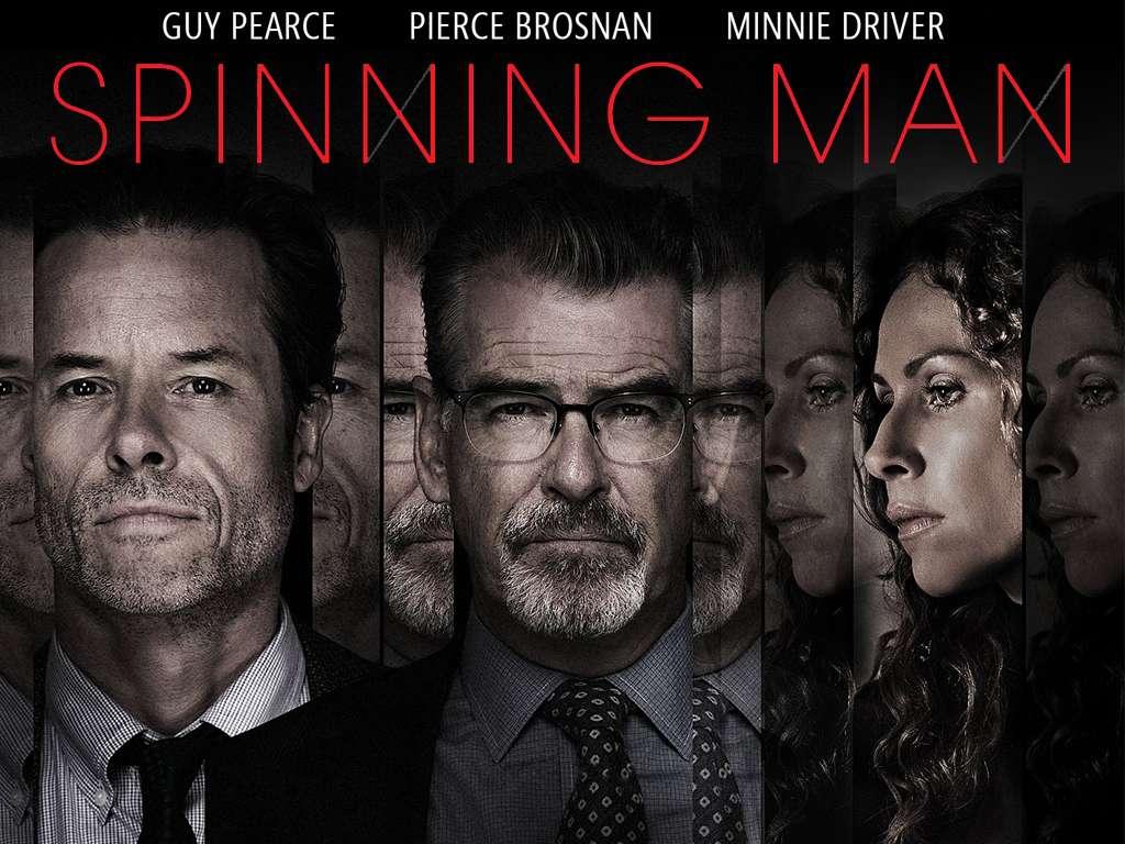 Βασικός Ύποπτος (Spinning Man) Poster Πόστερ Wallpaper