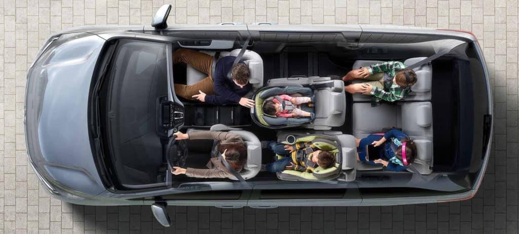 2020 Honda Odyssey Interior™