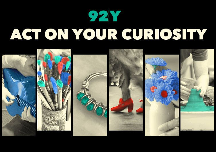 New Classes at 92Y