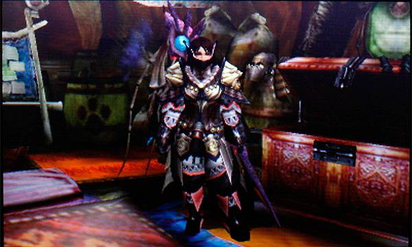 MH4U Armor Sets - Digital Complex