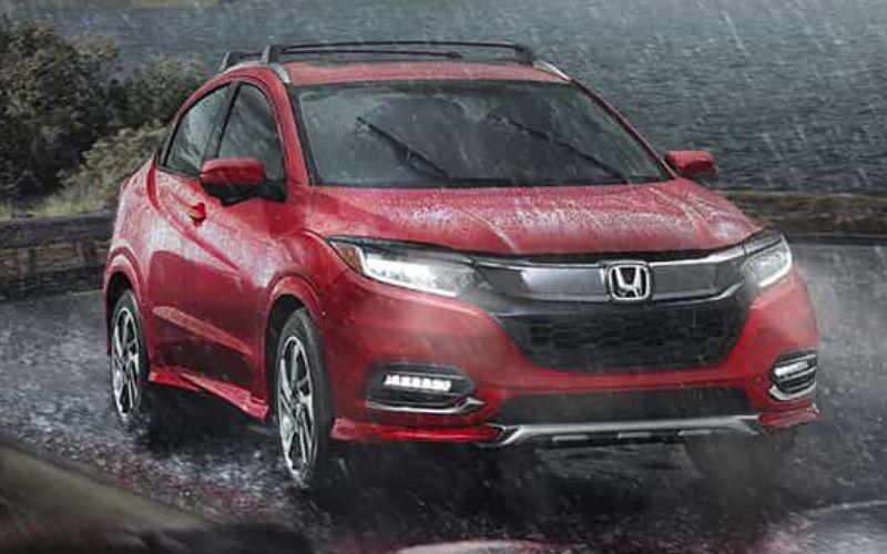 2019 Honda HR-V All-Wheel Drive