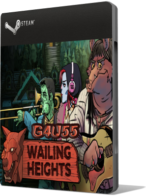 [PC] Wailing Heights (2016) - ENG