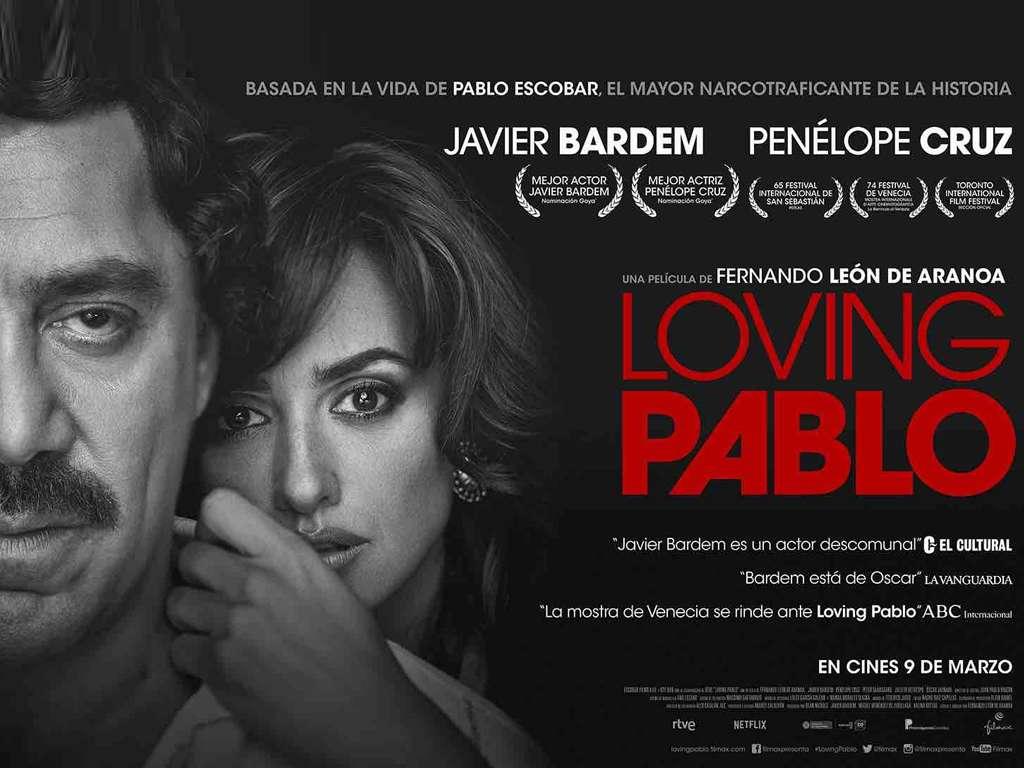 Αγαπώντας τον Πάμπλο (Loving Pablo) Quad Poster Πόστερ