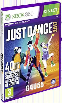 [XBOX360] Just Dance 2017 (2016) - SUB ITA