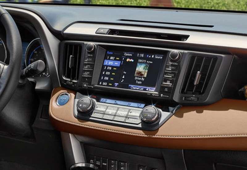 2018 Toyota RAV4 Technology