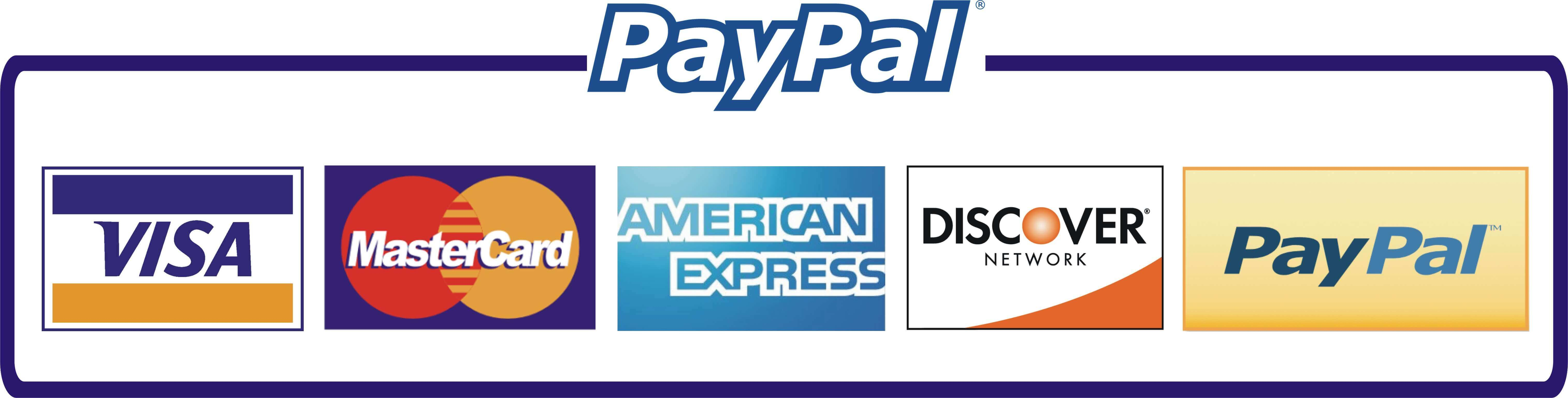Secure Payments via Paypal | BonBonWares