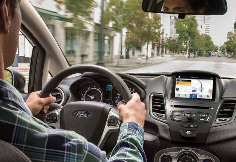 2019 Ford Fiesta SYNC 3 Infotainment System