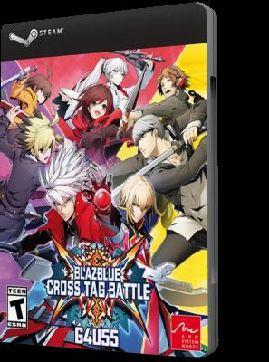 [PC] BlazBlue: Cross Tag Battle - Update v1.21 (2018) - ENG