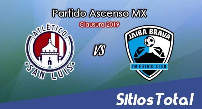 Ver Atlético San Luis vs Tampico Madero en Vivo – Ascenso MX en su Torneo de Clausura 2019