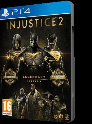 [PS4] Injustice 2 - Legendary Edition (2018) - FULL ITA