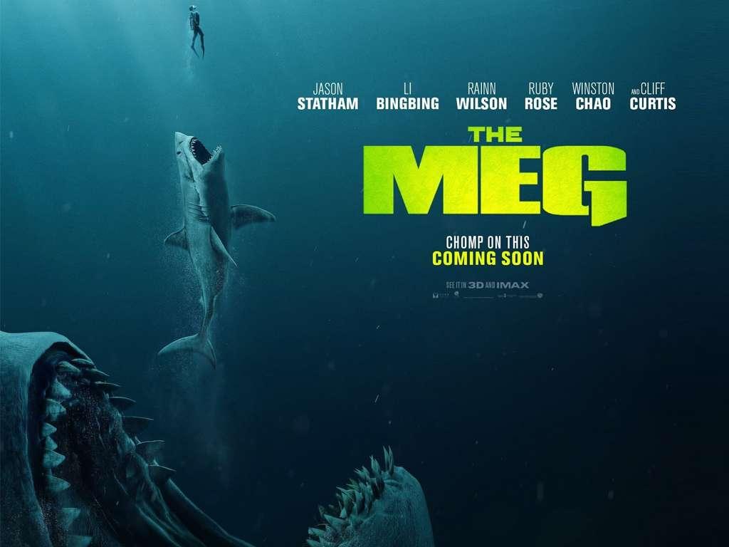 Meg: Ο κυρίαρχος του βυθού (The Meg) Movie