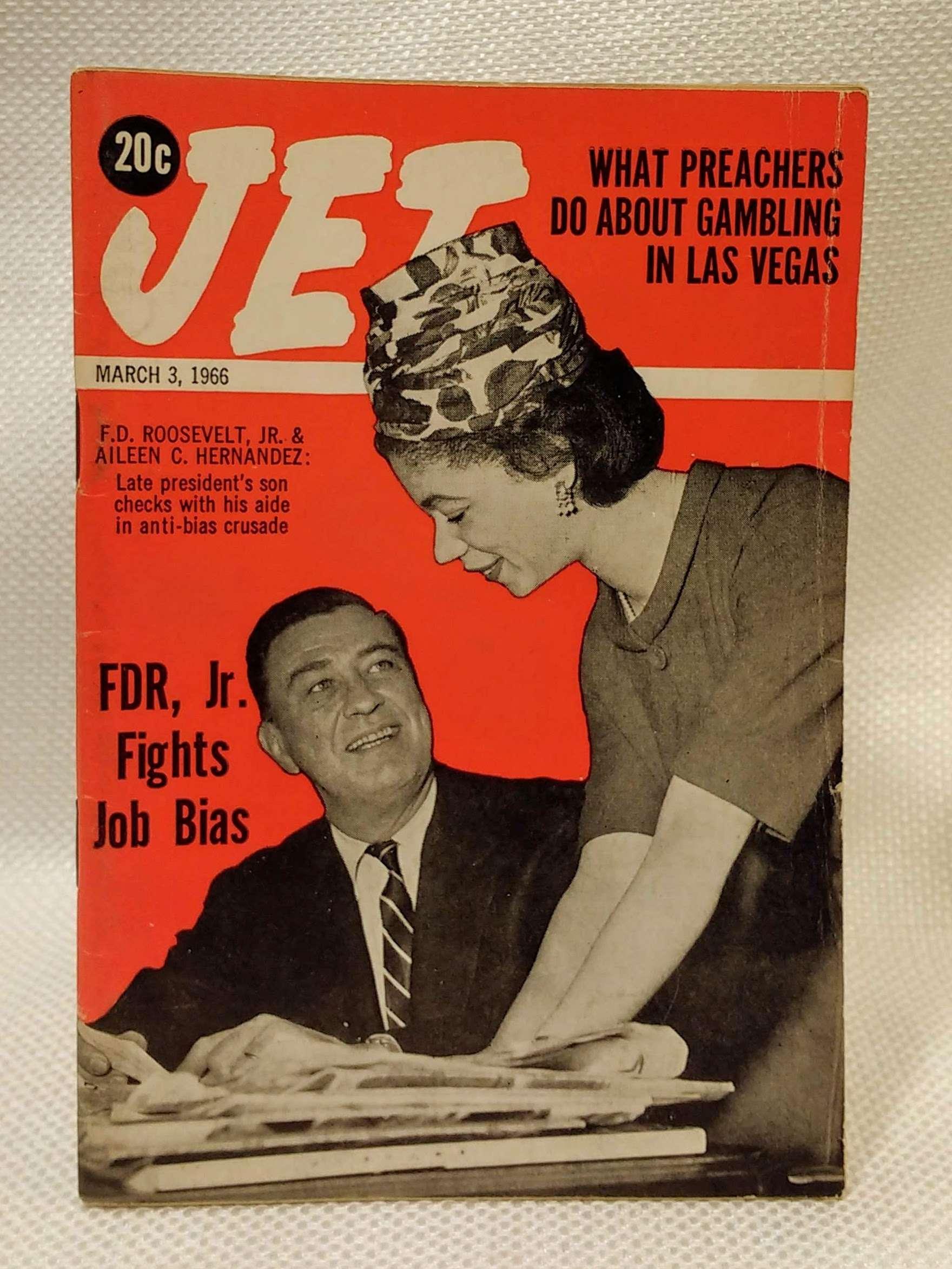 Jet Magazine March 3, 1966