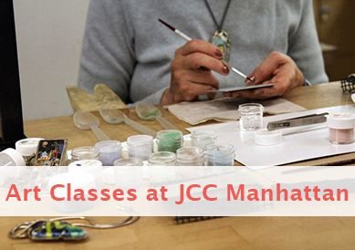 Art Classes at JCC Manhattan