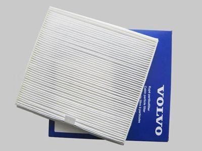 Air and Pollen Filters Volvo Service Parts Coupon