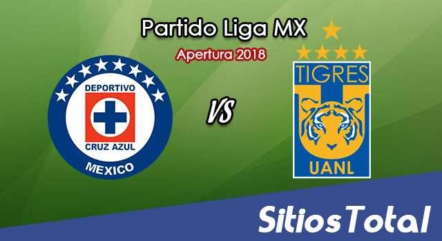 Ver Cruz Azul vs Tigres en Vivo – Apertura 2018 de la Liga MX