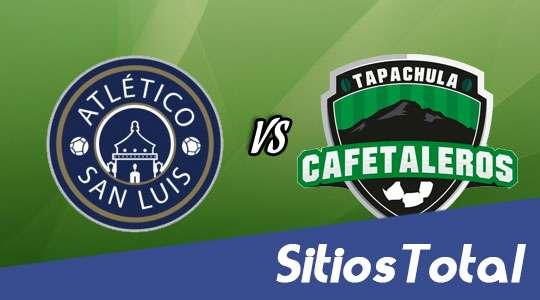 Atlético San Luis vs Cafetaleros de Tapachula en Vivo – J13 Clausura 2016 – Sábado 2 de Abril del 2016